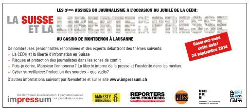 © Amnesty International, Impressum, RSF