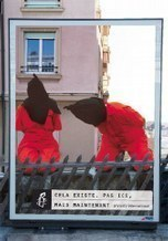 Amnesty reçoit le Swiss Poster Award 2006