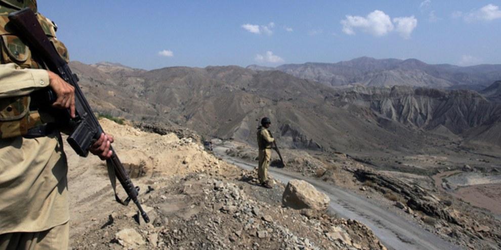 Si la motion est acceptée, la Suisse cautionnerait des régimes répressifs par ses exportations. © AP Photo/Mohammad Sajjad