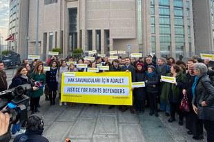 Des militant·e·s des droits humains risquent jusqu'à 15 ans d'emprisonnement