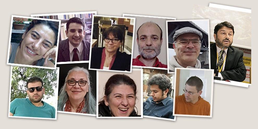 """Des défenseurs et défenseuses des droits humains ont été condamnés par la justice turque pour """"appartenance à une organisation terroriste"""" sans aucune preuve. Un coup dur pour les droits humains dans ce pays."""