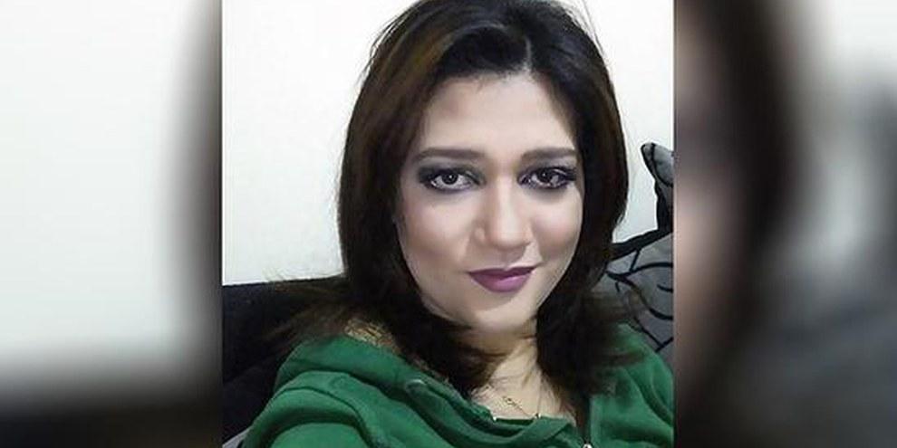 L'Égyptienne Amal Fathy a été placée en détention après qu'elle a publié une vidéo sur Facebook dans laquelle elle abordait la question du harcèlement sexuel dont elle a été victime. © DR