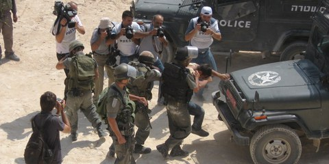 Israël doit annuler l'ordre de détention deMuhammed al Qiq et le libérer, à moins qu'il ne soit inculpé d'une infraction pénale dûment reconnue © Amnesty International, Andrea Bodekull