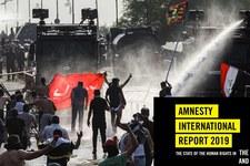 Une nouvelle vague de soulèvements massifs se heurte à une répression brutale