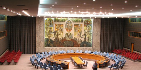 Le Conseil de sécurité des Nations unis a enfin adopté une résolution autorisant le déploiement d'observateurs de l'ONU à Alep. © Hu Totya/ wikicommons