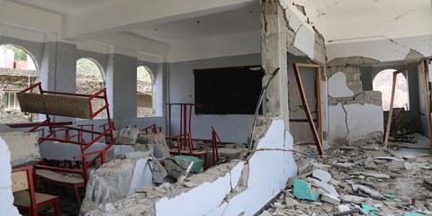 Quand les armes s'égarent, la menace des armes détournées vers les milices yéménites