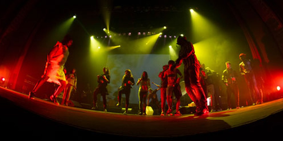 Au Portugal, la campagne s'est associée au Live Freedom concert 2013. © nuno@nunofduarte.com