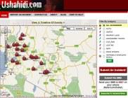 Ushahidi au Kenya