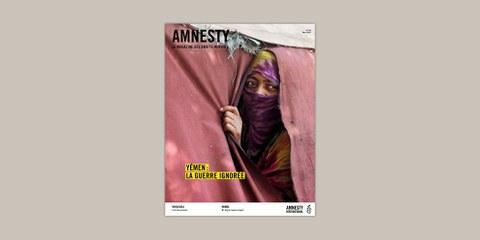 Magazine «amnesty»