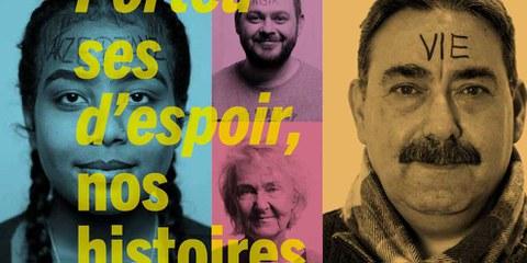 Porteuses d'espoir – Nos histoires