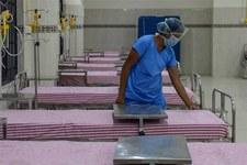 Un personnel de santé en danger face à la pandémie