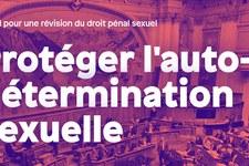 Une année après une grève des femmes historique: un appel pour une révision du droit pénal sexuel