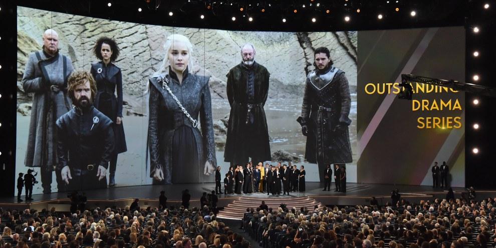 Game of Thrones 70th Emmy Awards - Show © 2018 Jeff Kravitz