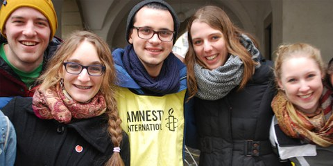 Les rencontres AMNESTY YOUTH