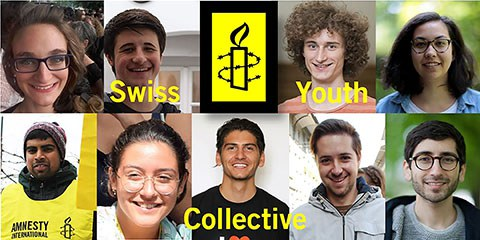 Contact avec Swiss Youth Collective