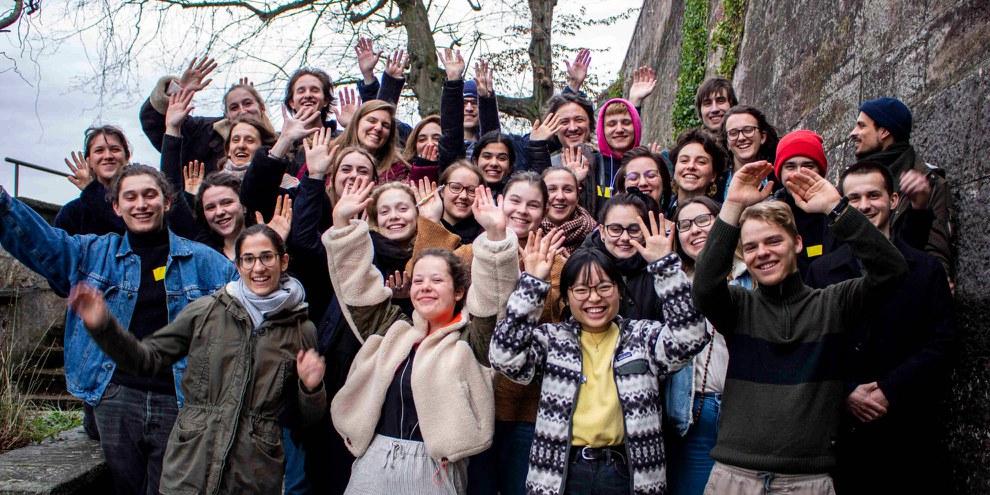 Les participants de l'ASSC 2020 ©Alice Seiz