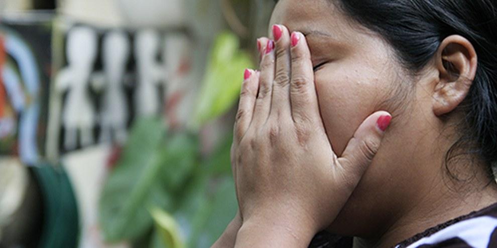 Le donne rischiano fino a 50 anni di carcere   © Amnesty International