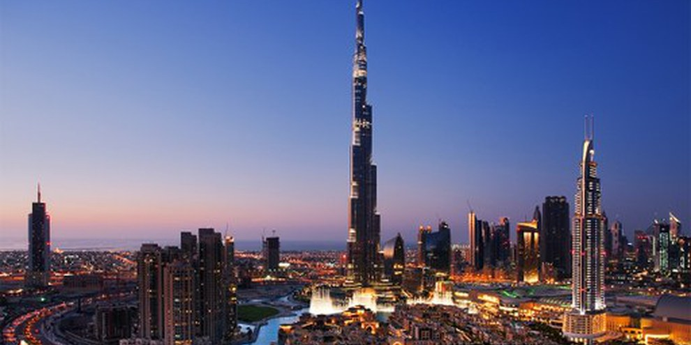 La skyline di Dubai | © Sophie James / Shutterstock.com