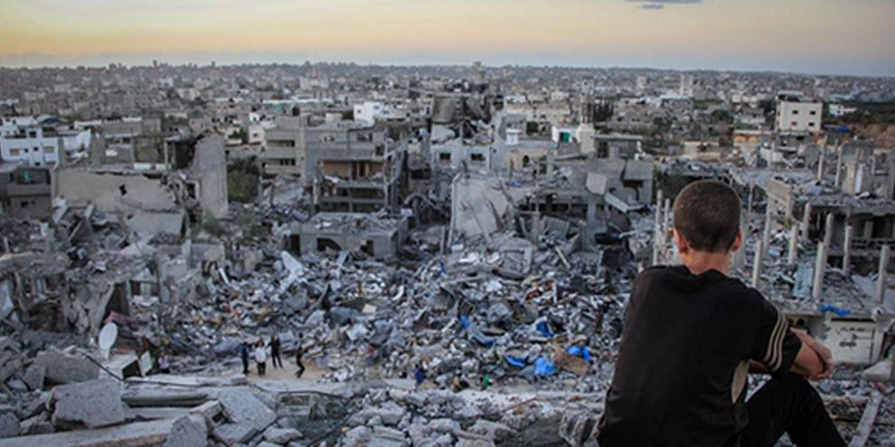 Ancora crimini di guerra   © Ibrahim Khader/Pacific Press/LightRocket via Getty Images