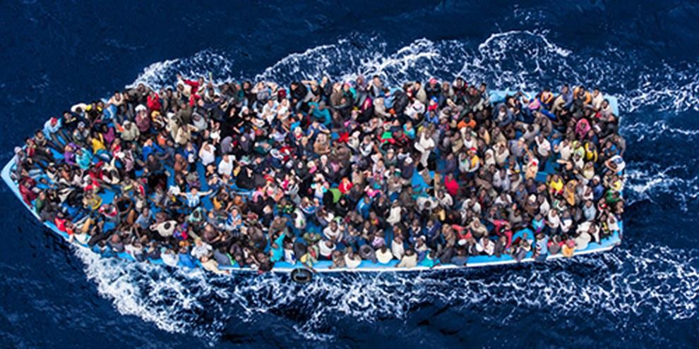 Sono 3419 le persone morte dall'inizio dell'anno| © Massimo Sestini / eyevine