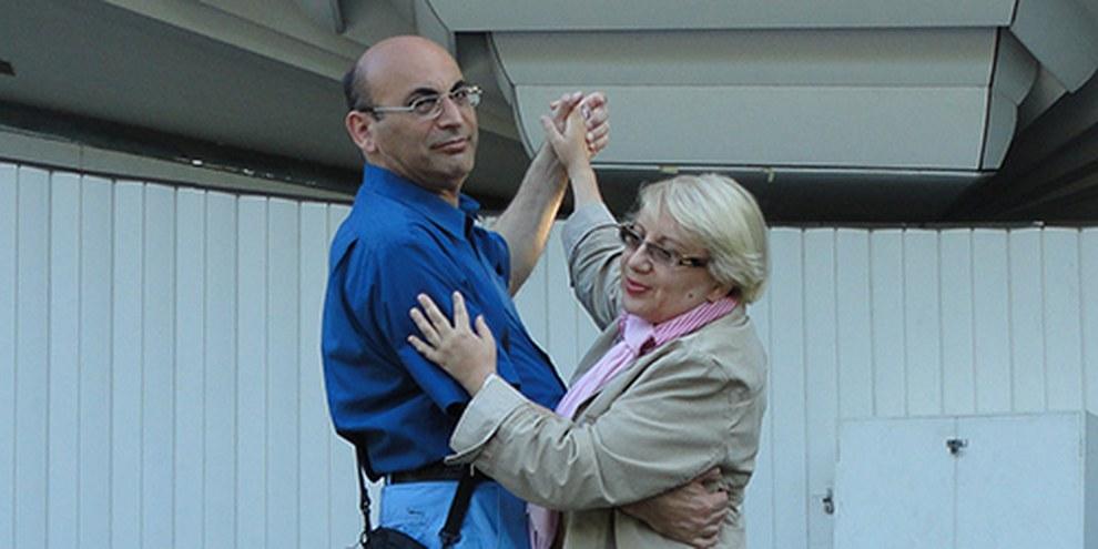 Leyla e Arif Yunus, attivisti per i diritti umani arrestati per aver espresso dure critiche nei confronti del governo. © Diritti riservati