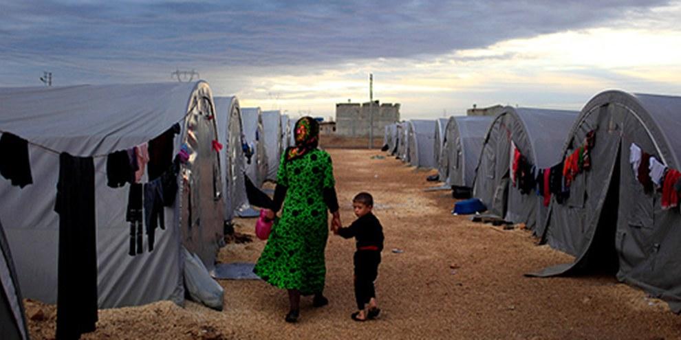 Lacunosa la risposta della comunità internazionale alla grave crisi umanitaria dei rifugiati siriani   © Getty Images