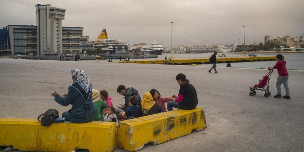 © Amnesty International / Olga Stefatou