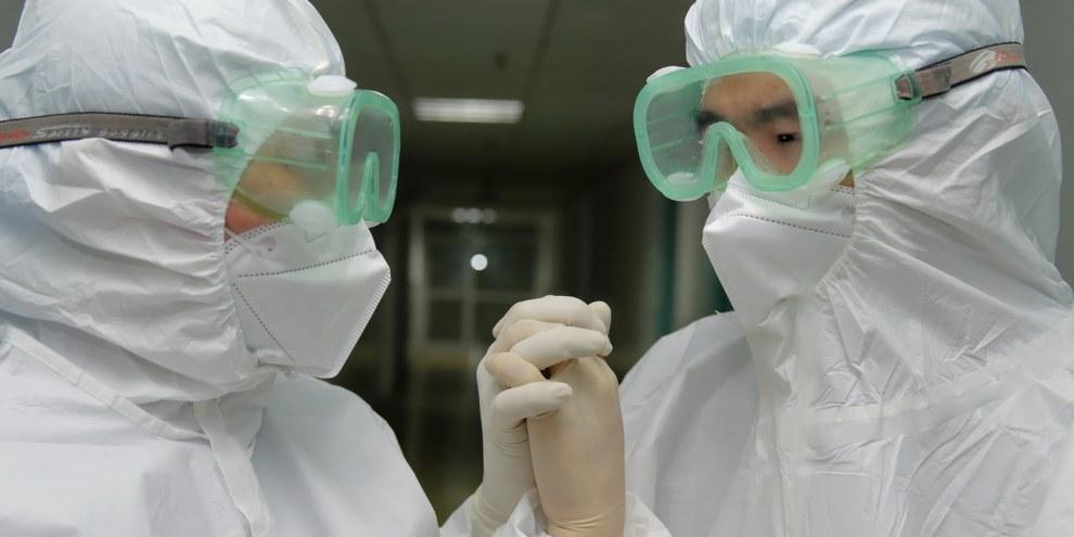 In certi paesi i giornalisti possono subire minacce o coseguenze perché parlano della pandemia di Covid-19 © Barcroft Media via Getty Images